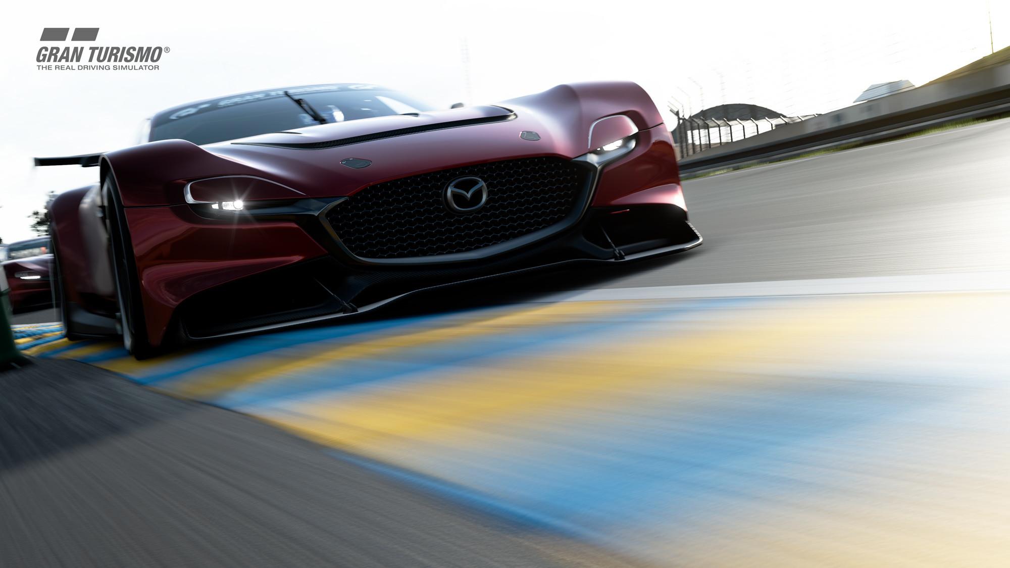 Foto de Mazda RX-Vision GT3 (16/24)