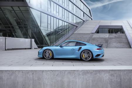 Techart Porsche 911 Turbo S, o cómo el modo Sport despierta la bestia que lleva dentro