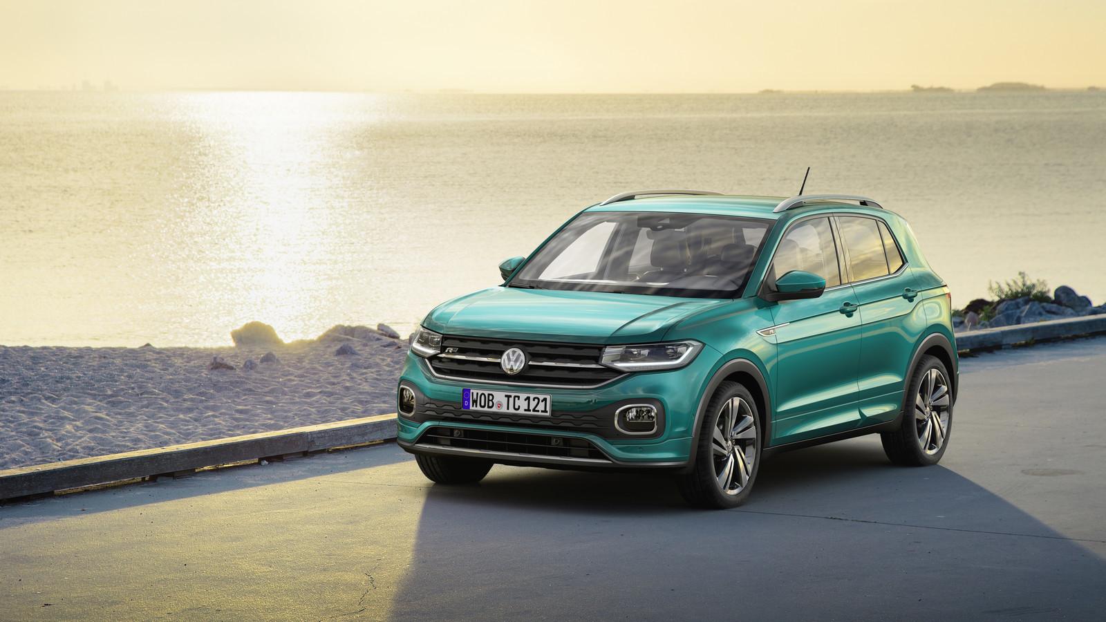 Foto de Volkswagen T-Cross 2019 (1/55)