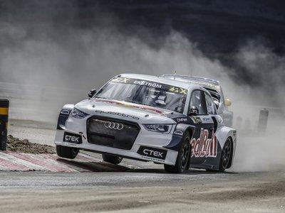 El Mundial de Rallycross sigue creciendo, y Audi quiere ser parte de ello