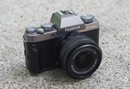 Fujix T100 Contacto