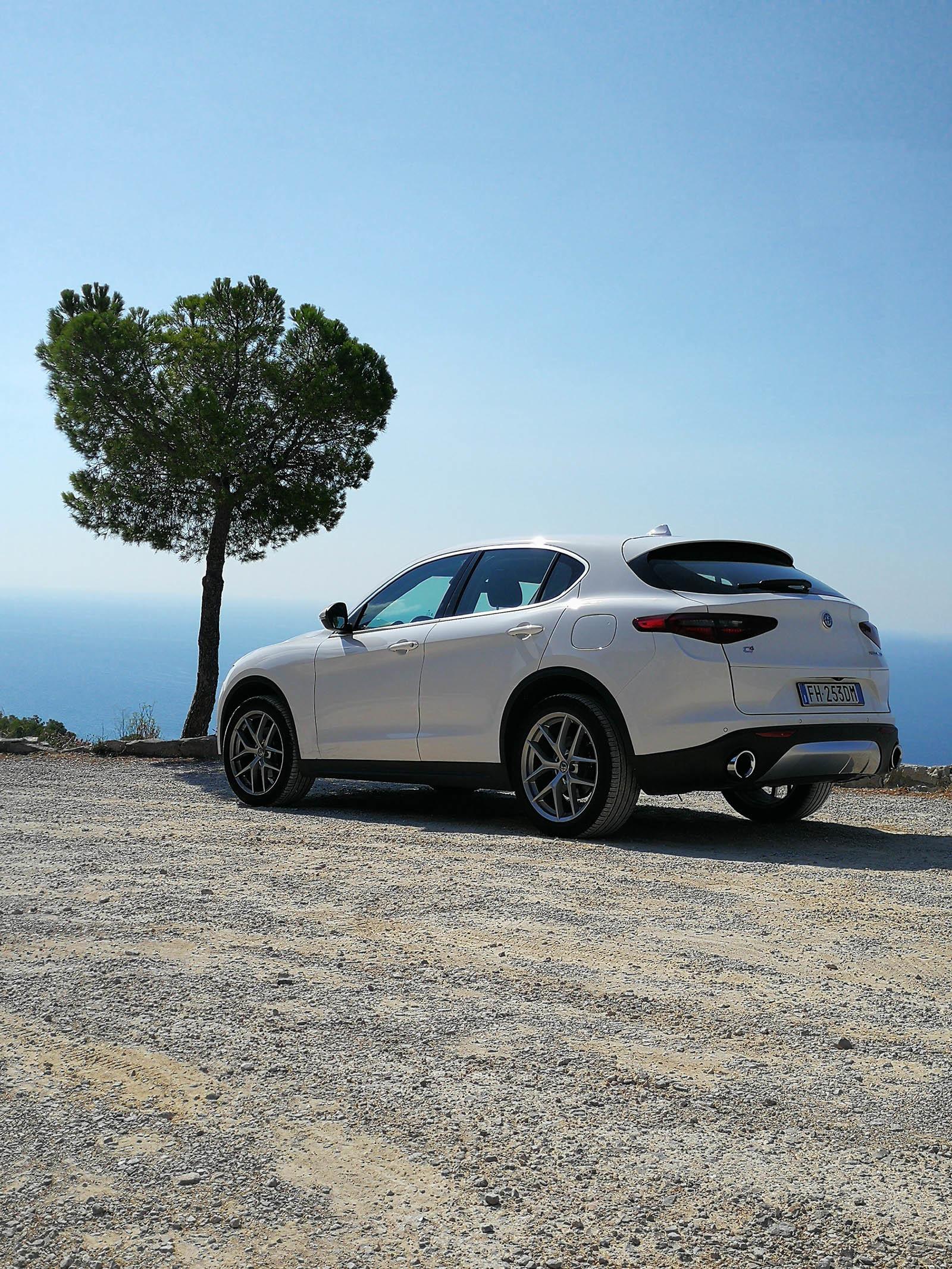 Prueba Alfa Romeo Stelvio Speciale 280 CV