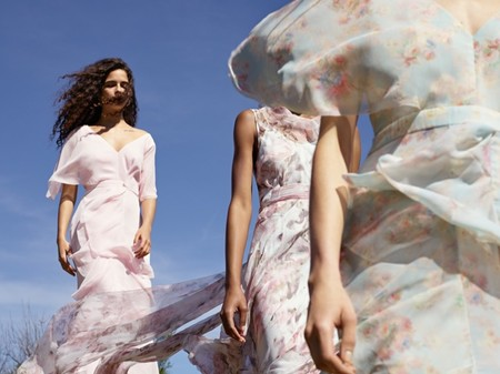 Topshop Moda Novia Vestidos Boda Coleccion 2017 7