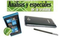 Nokia Lumia 800 y Samsung Galaxy Note. Análisis y especiales de la semana