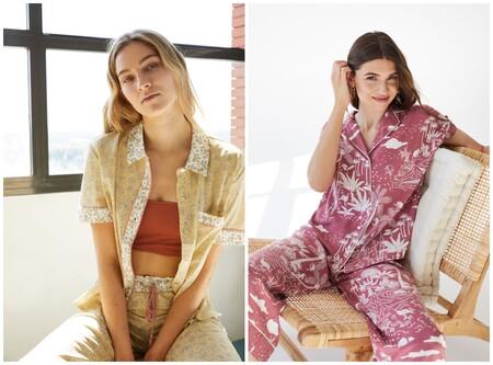 Siete pijamas de entretiempo del final de las rebajas de Women'secret ideales para las últimas noches de verano
