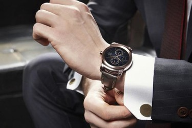 LG Watch Urbane, ¡por fin un wearable para urbanitas sofisticados!