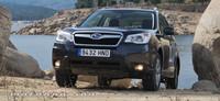 Subaru Forester, presentación y prueba en Madrid y Ávila