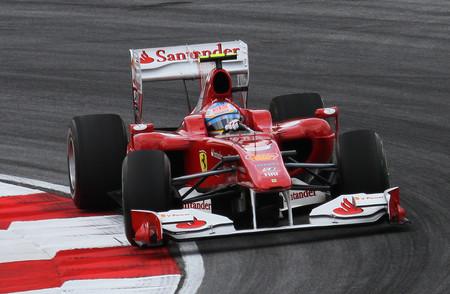 Alonso Malasia F1 2010