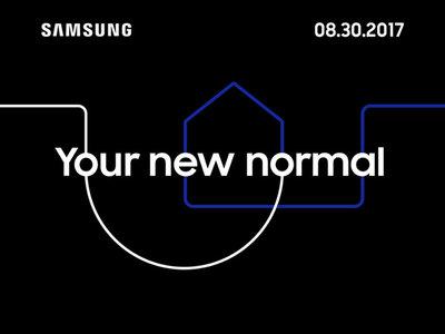 Samsung IFA 2017: presentación oficial en directo