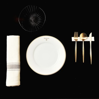 Elegancia y excelencia son las claves del proyecto decorativo del restaurante Maison Lú