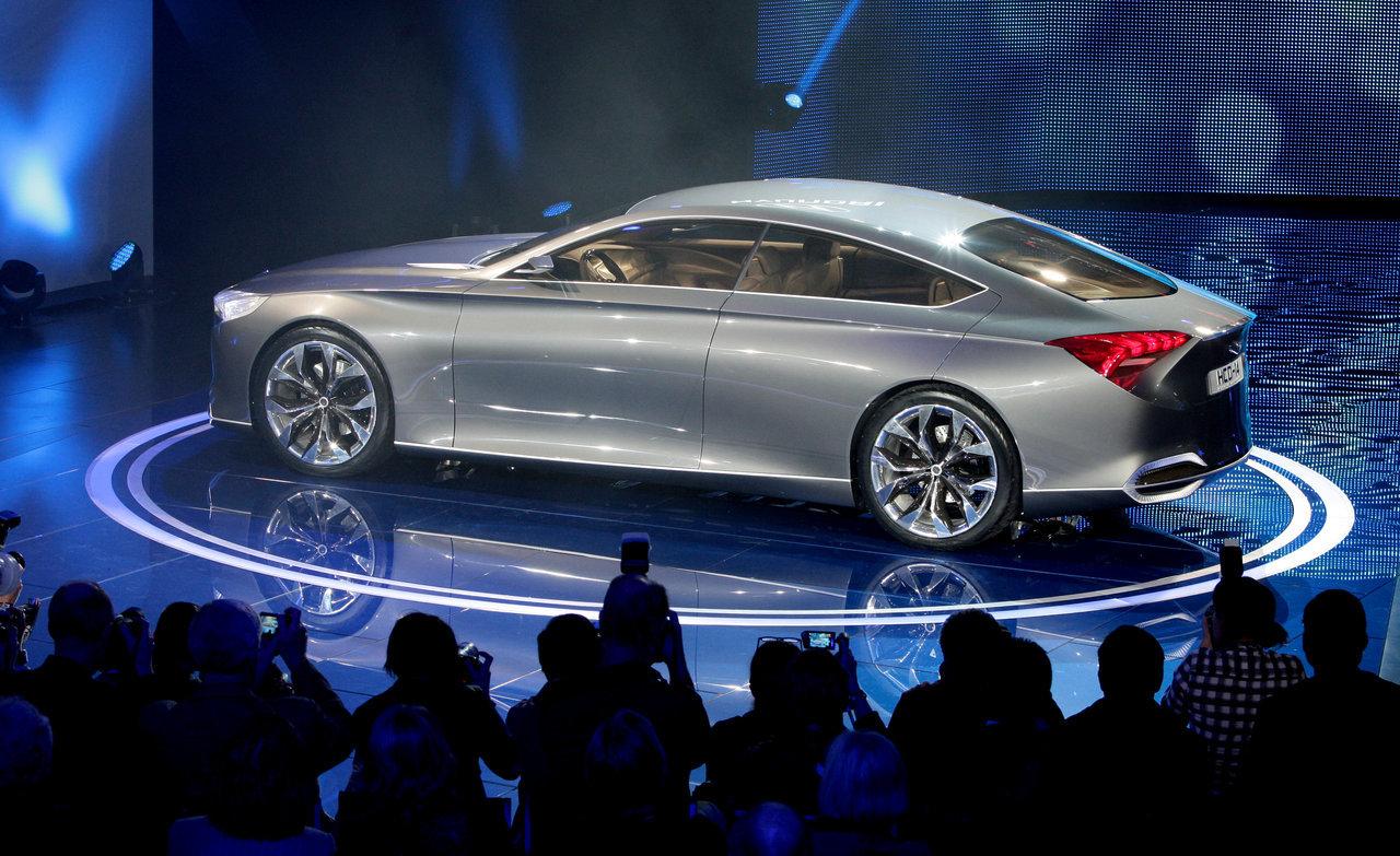 Foto de Hyundai HCD-14 Genesis Concept (13/15)