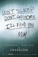 Teaser póster de 'The Invasion', con Nicole Kidman y Daniel Craig