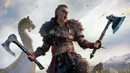 En Assassin's Creed Valhalla hay armas hasta debajo de las piedras: encuentran un arco secreto a base de pegarle golpes a una roca
