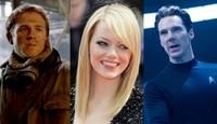 Cumberbatch, Stone, Hunnam y Chastain protagonizarán 'Crimson Peak' de Guillermo del Toro