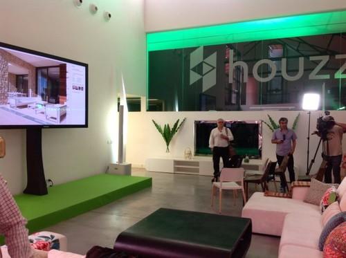 Houzz España arranca con una espectacular presentación en Loft Story de Teresa Sapey