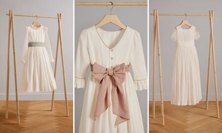 Vestidos de Primera Comunión de Mango desde 59,99 euros, tan bonitos como los más caros