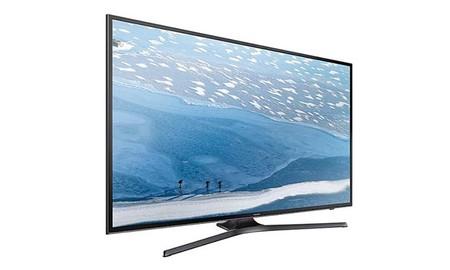"""En PCComponentes tienes una TV de 60"""" y 4K como la Samsung UE60KU6000, por 1.079 euros"""