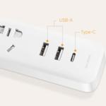 Xiaomi renueva la Mi Power Strip, la regleta compatible con todos los enchufes del mundo, ahora con carga rápida
