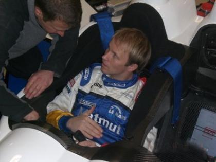 Petter Solberg no estará en las 24 horas de Le Mans 2009