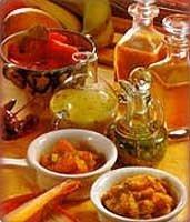 Aromatizar el vinagre en el microondas