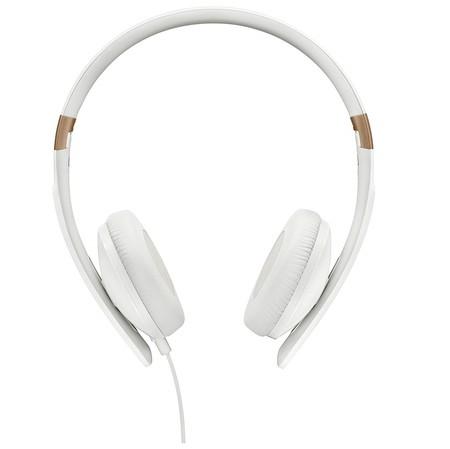 20 euros de descuento en los auriculares Sennheiser HD 2.30G en blanco, que se quedan en 33,89 euros en Amazon