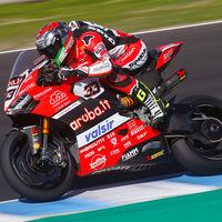 Marco Melandri domina la cuarta jornada de la pretemporada de SBK en Jerez con importantes ausencias