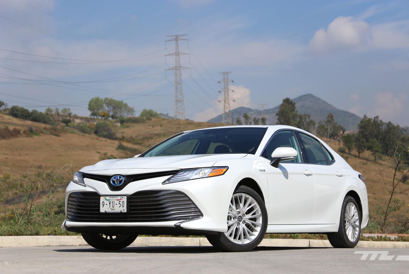 Foto de Toyota Camry Hybrid (prueba) (1/21)