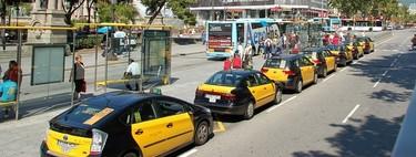 """""""Esta guerra la vamos a ganar"""" es la respuesta del taxi a la ofensiva catalana contra Uber y Cabify"""