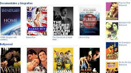 En YouTube y en Boxee películas gratis