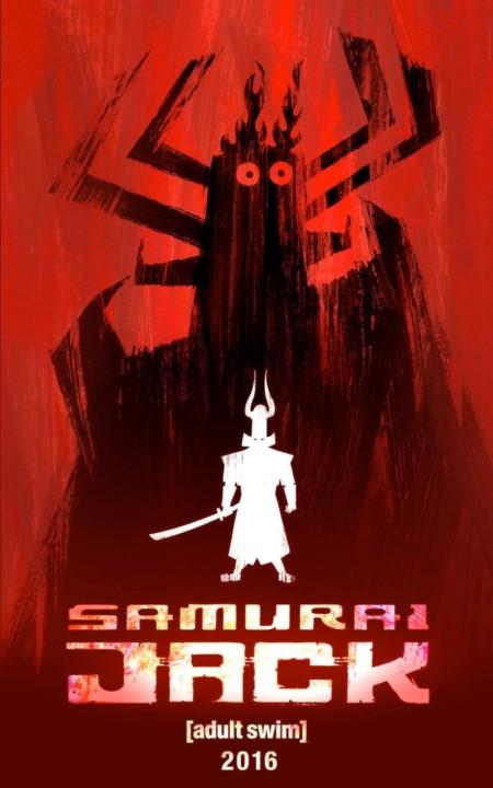 Samuraijack 2016teaserposter