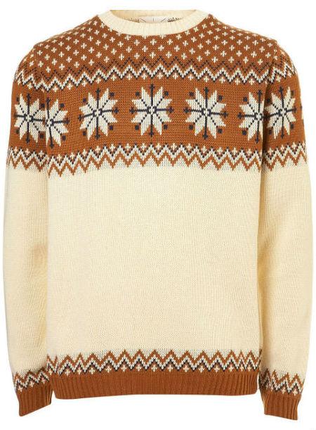 Más jerséis con cenefas de Topman: cómo combinarlos este otoño