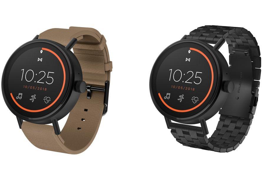 Misfit Vapor 2, un reciente smartwatch con Wear OS, GPS autosuficiente y soporte NFC para Google™ Play
