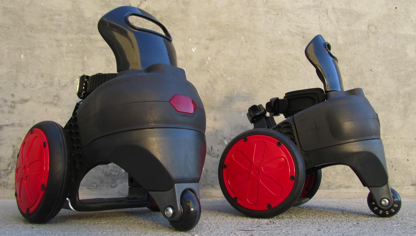 Foto de spnKiX, ruedas para tus zapatillas (4/8)