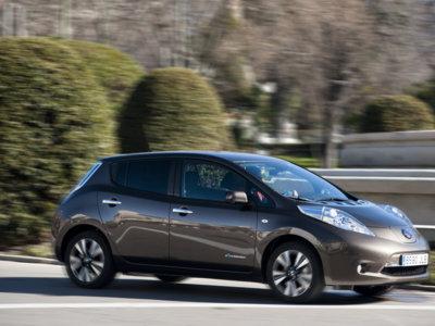 Así es conducir el nuevo Nissan LEAF, el sucesor del eléctrico más vendido del mercado