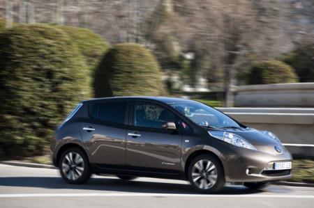 Coches eléctricos: Noruega / España - Nissan LEAF 2016