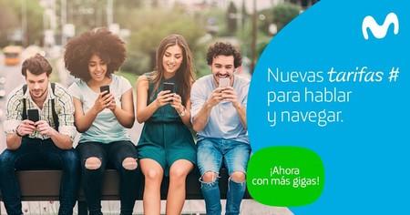 Movistar renueva sus tarifas móviles para perfiles de bajo consumo, ahora desde 7 euros en líneas adicionales