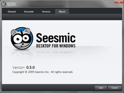 Seesmic pasa de AIR y salta al escritorio de Windows