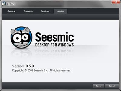 Seesmic pasa de AIR y salta al escritorio de Windows