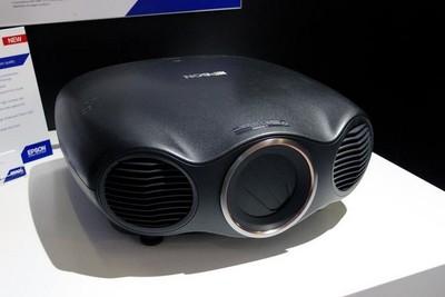 Epson muestra su nuevo proyector láser para los entusiastas del cine en casa
