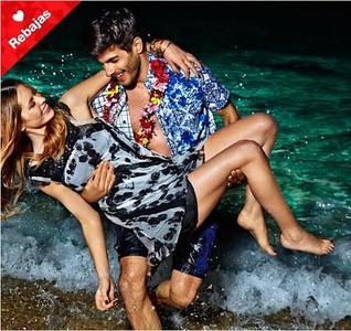 50 % de descuento en vestidos de verano Desigual