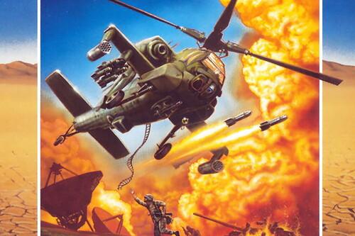 Retroanálisis de Desert Strike, un giro radical a los juegos de helicópteros por parte de EA