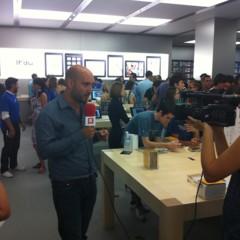 Foto 70 de 93 de la galería inauguracion-apple-store-la-maquinista en Applesfera