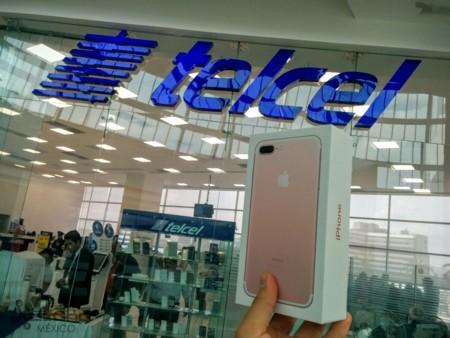 iPhone 7 y 7 Plus, precios y planes con Telcel