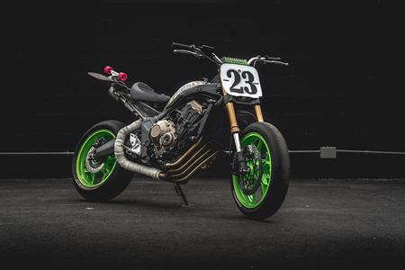 Honda Vc Moto Sabadell Garage Dreams