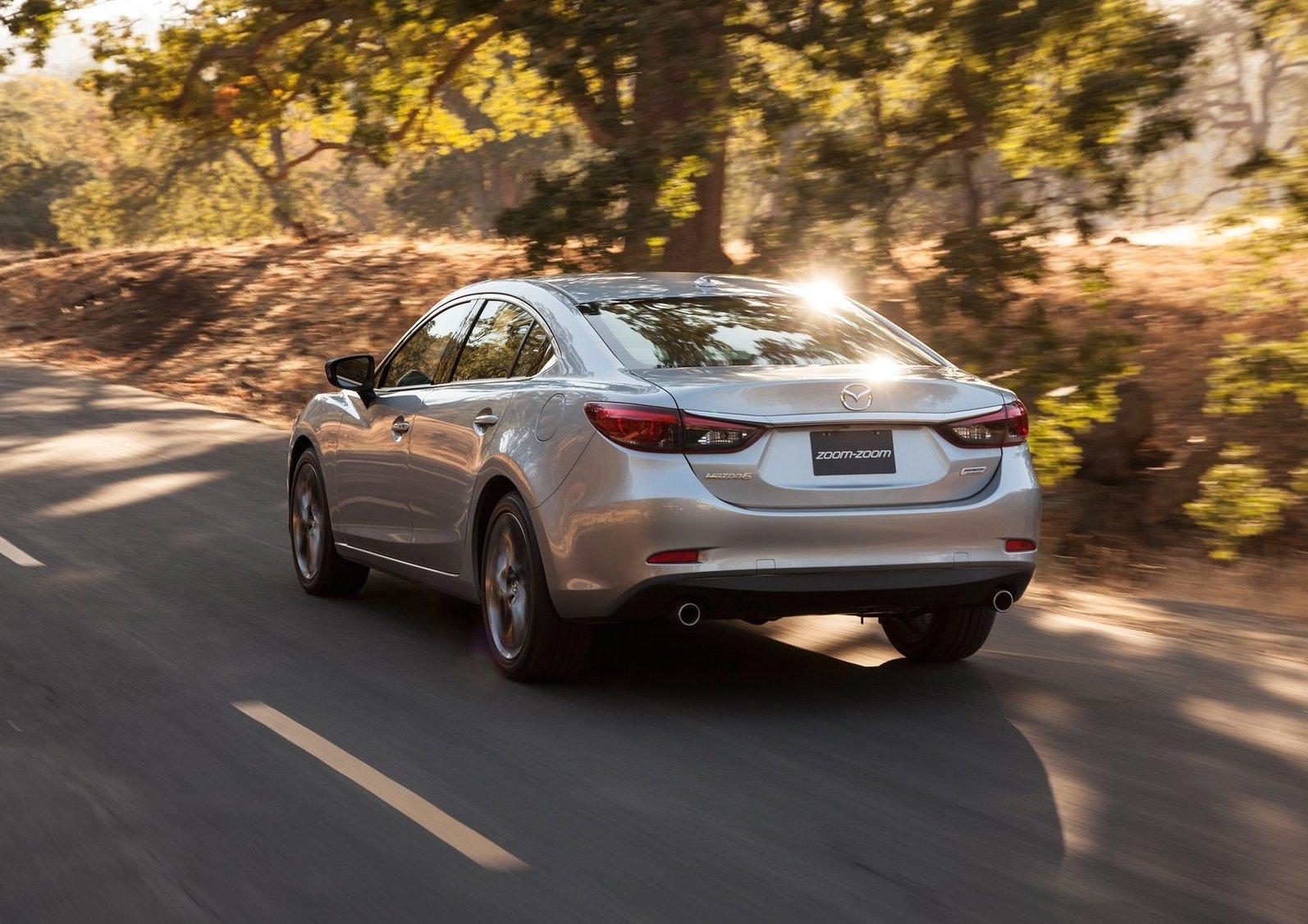 Foto de Mazda 6 2016 (11/25)