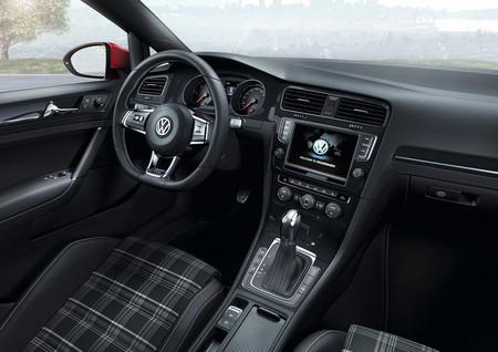 Volkswagen Golf GTD 2013, vista interior