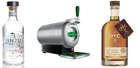 Varias ofertas en tiradores de cerveza, whisky o ginebra en Amazon. Acaban en la medianoche de hoy