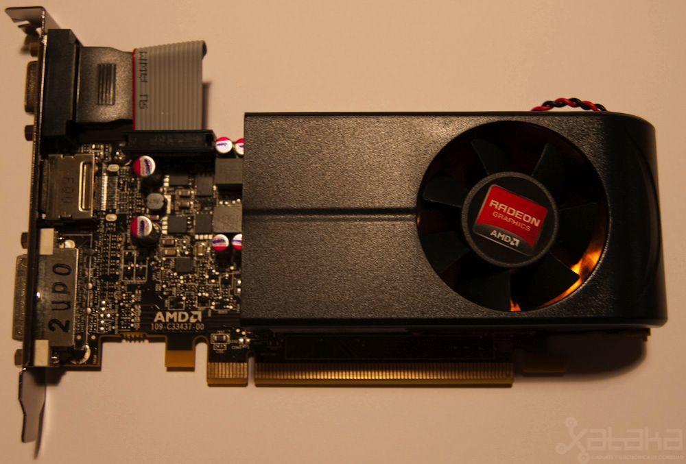 Foto de AMD 6670, análisis (1/5)