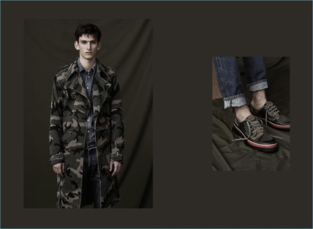 La colección ID Camouflage de Valentino tiene las prendas perfectas para combatir el monocromatismo