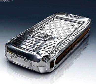 Otro móvil exclusivo para ricachones